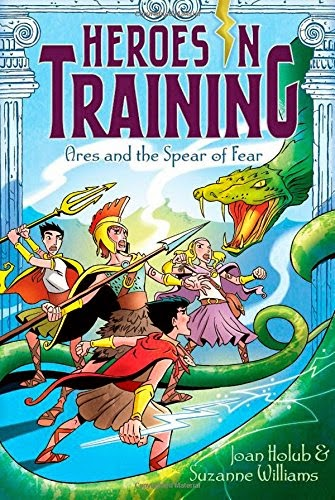 NEW! Heroes in Training #7 Ares and the Spear of Fear