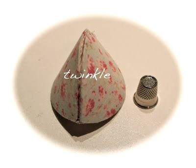 cosse pour dé et origami