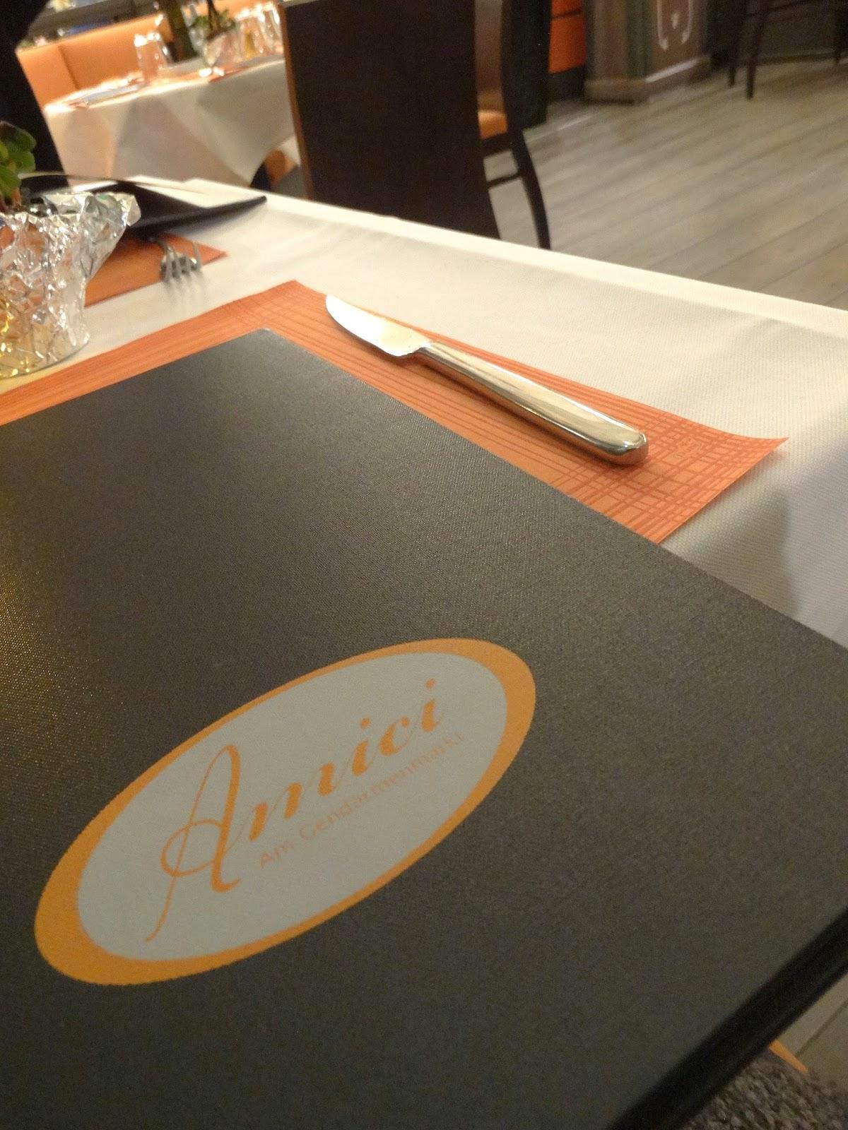 Berlin, restauracja włoska, włoska kuchnia, Gandarmenmarkt