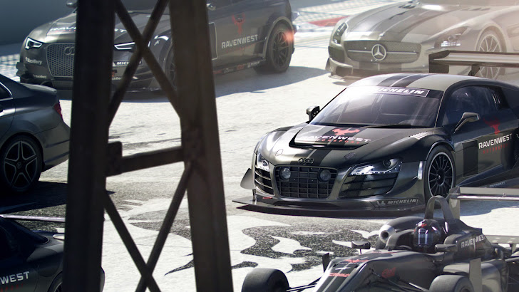 Grid Autosport Racing Cars