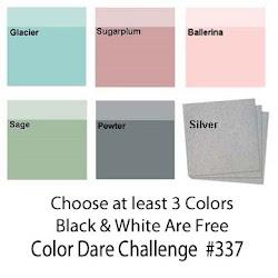 Color Challenge #337