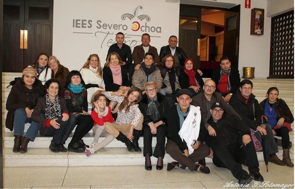 TANGER-1º Encuentro de poetas del Mediterraneo