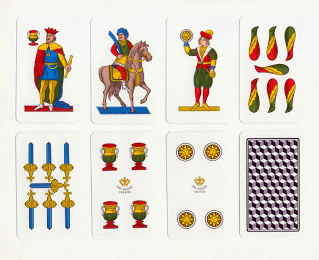 итальянские игральные карты