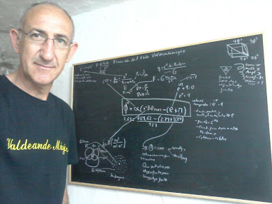 Ecuación de la Teoría del Todo de Valdeandemagico