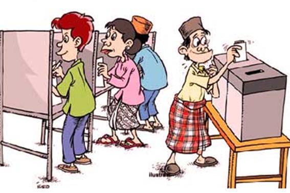 Latihan Soal UTS PKn Kelas 6 Semester Ganjil KTSP