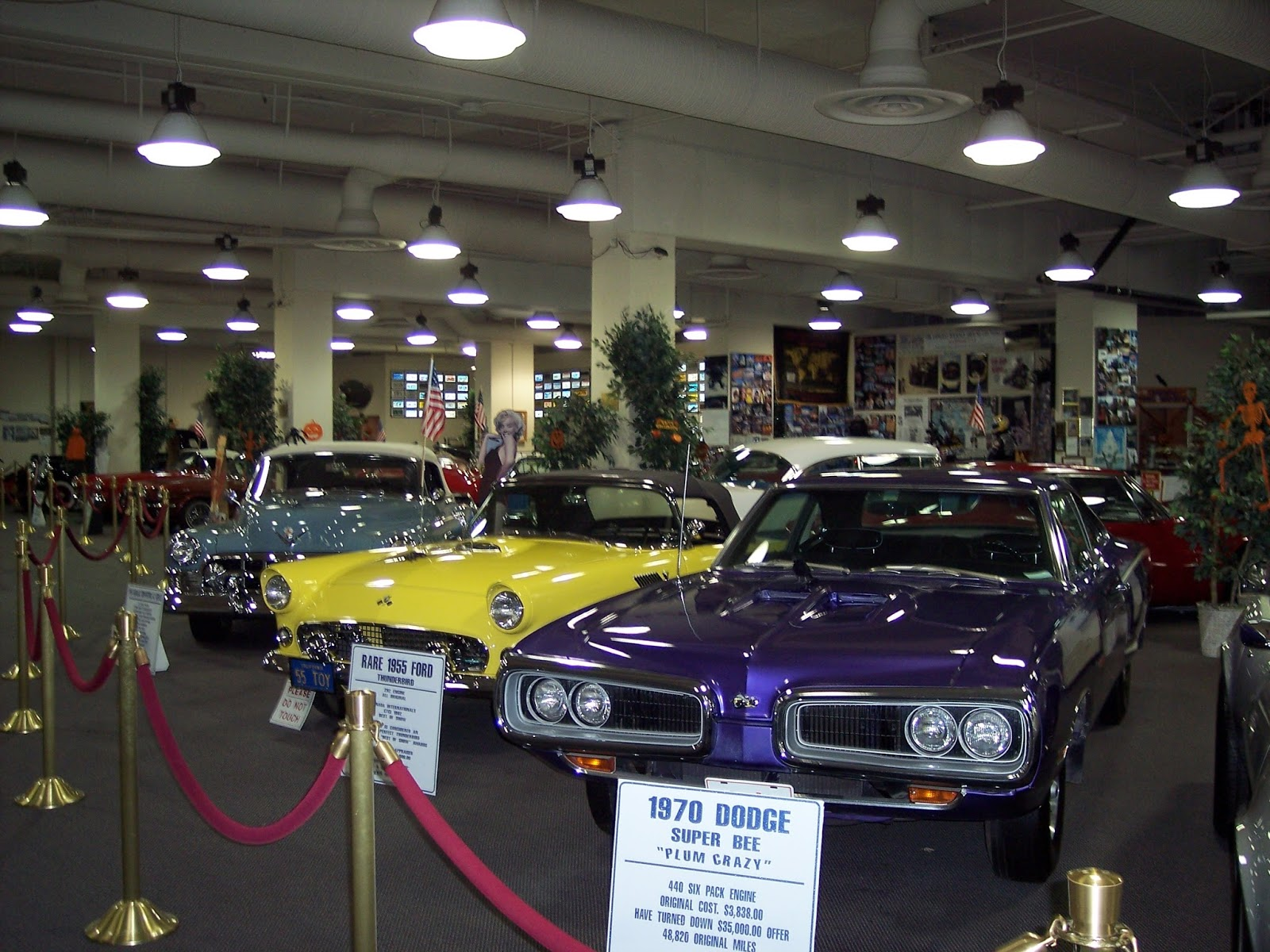 Agent Classic Auto Exhibit - Riverside casino car show