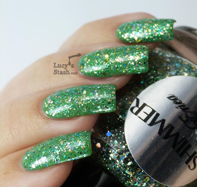 Lucy's Stash - Shimmer Polish Erica