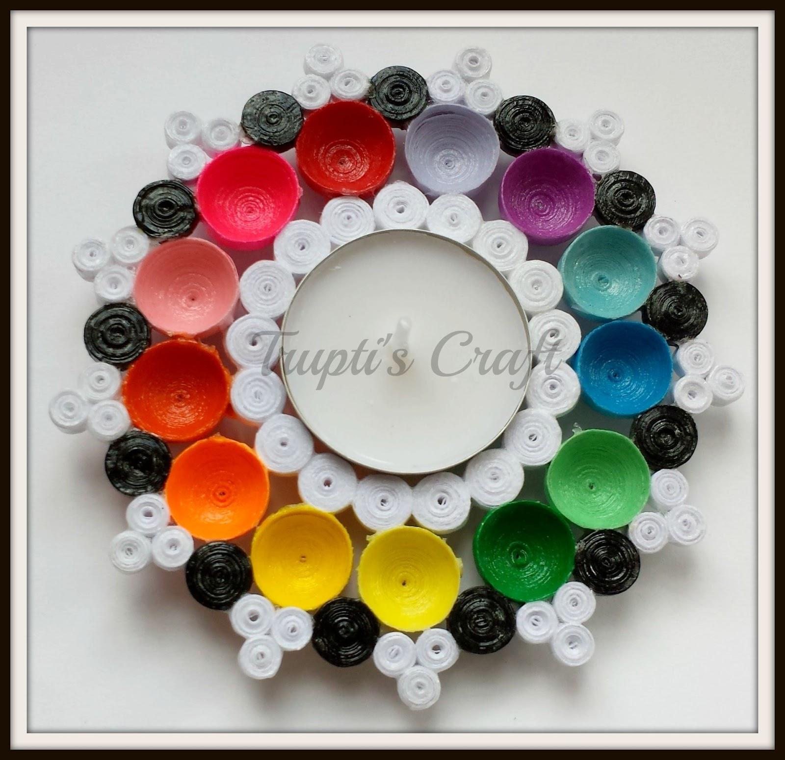 Trupti's Craft: Multi Purpose Multi Color Paper Quilling ... - photo#45