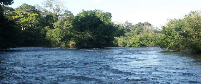 Costa Rica, Río Corobicí