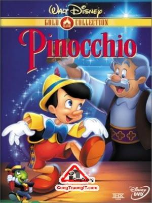 Chú Bé Người Gỗ Vietsub - Pinocchio (1940) Vietsub