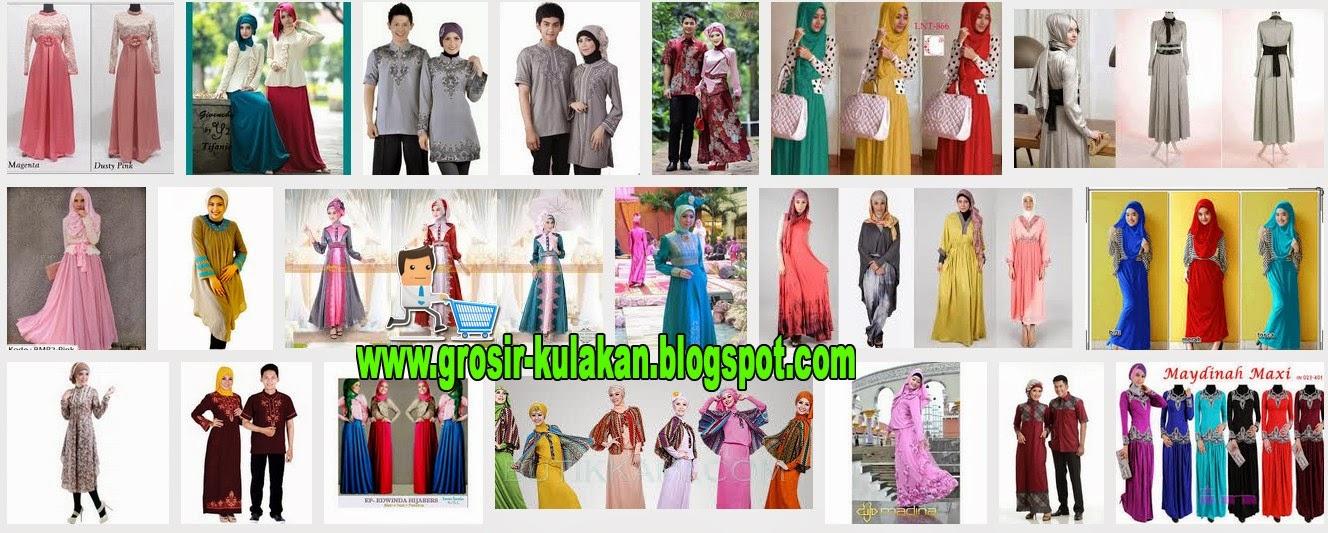 Pusat Grosir Baju Muslim