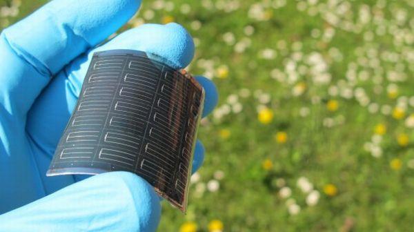 Investigaci 243 N Paneles Solares M 225 S Econ 243 Micos Flexibles Y