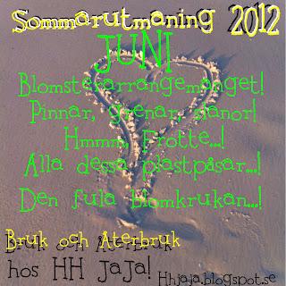 Sommarutmaningen: JUNI! Klicka på bilden för delta eller se bidragen!