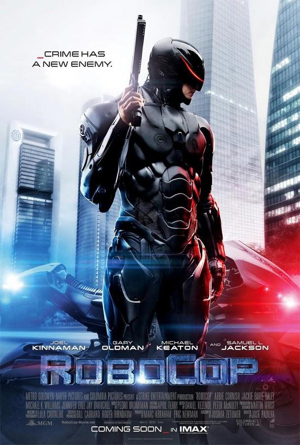 Robocop: nuevo poster