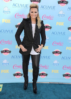 Teen Choice Awards 2013, Red carpet fashion