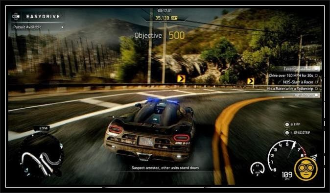 Need For Speed Rivals pc Screen 4