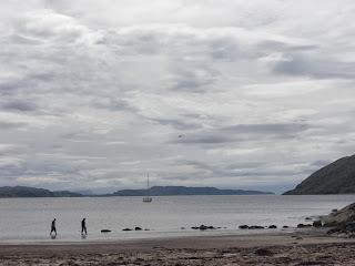Argyll Beach