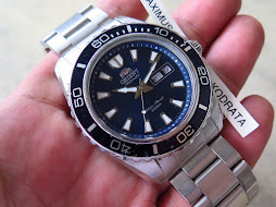 ORIENT MAKO2 BLUE DIAL - AUTOMATIC