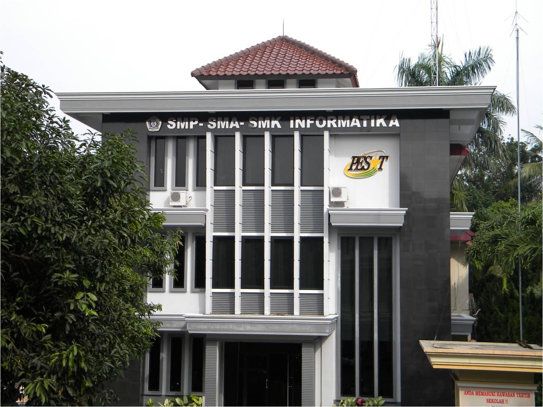 Kantor SMP-SMA-SMK PESAT