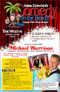 Comedy Club & Magic Theater at the Westin Resort & Casino, 2 days only, .