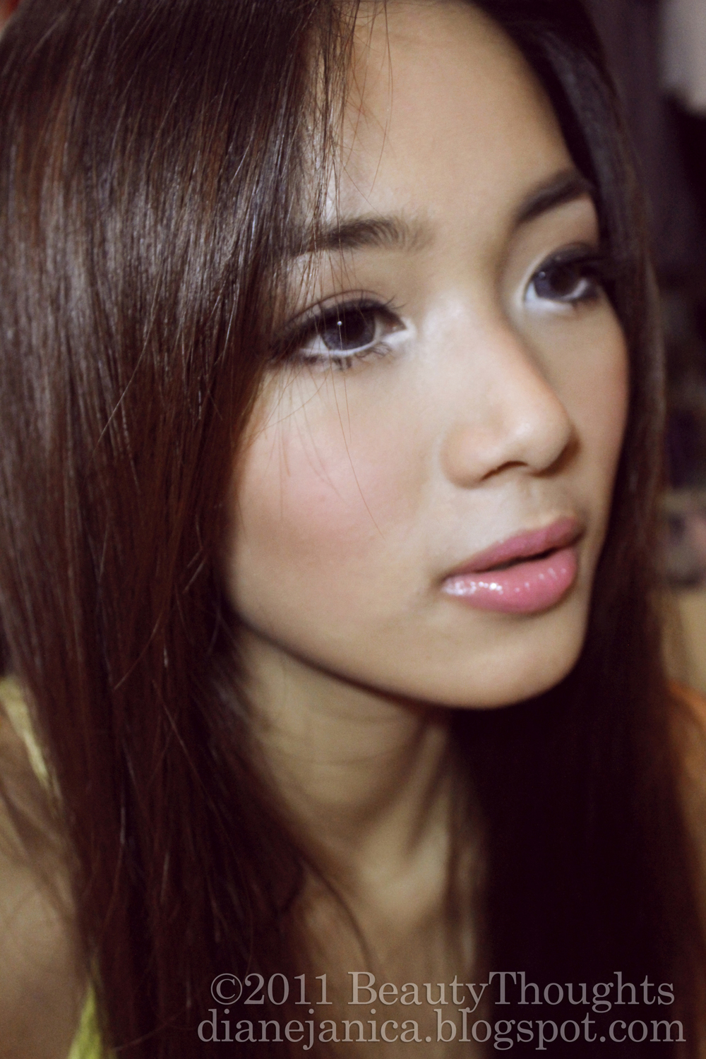 My first ever makeup tutorial on youtube janica buhain its a neutral japanese gyaru makeup look and its available in hd viewing d anyhooo here are the final pictures of the look baditri Choice Image