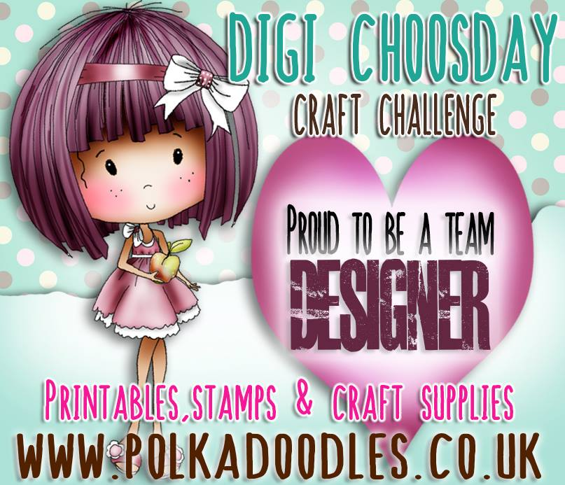 Digi Choosday Craft Challenge Design Team