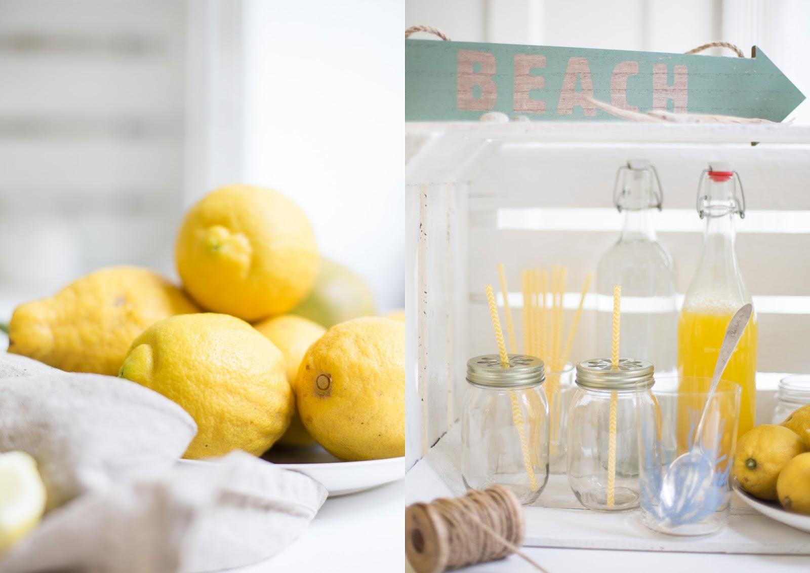 Mango-Zitronen-Limoande Rezept