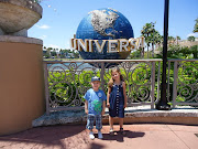The next day we went to the 2 Universal Studios parks, Universal and Islands .