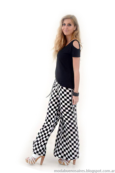 Caterina Stanic primavera verano 2014 Colección, Indumentaria femenina de Moda 2014.