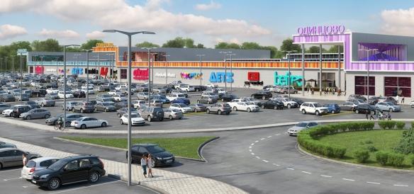 Торговый центр «Леденцовопарк»