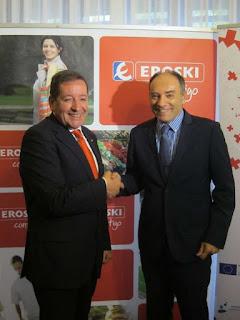 Cruz Roja y el grupo Eroski colaboran para la inserción laboral