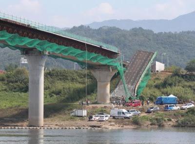 jambatan di Korea