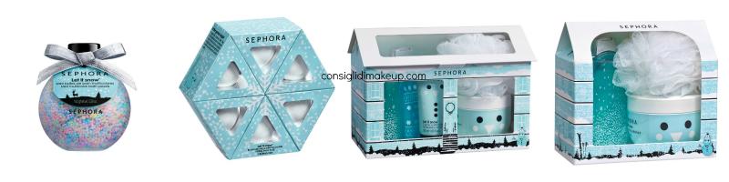 Preview idee regalo da bagno natale 2015 sephora consigli di makeup beauty more - Sephora bagno doccia ...
