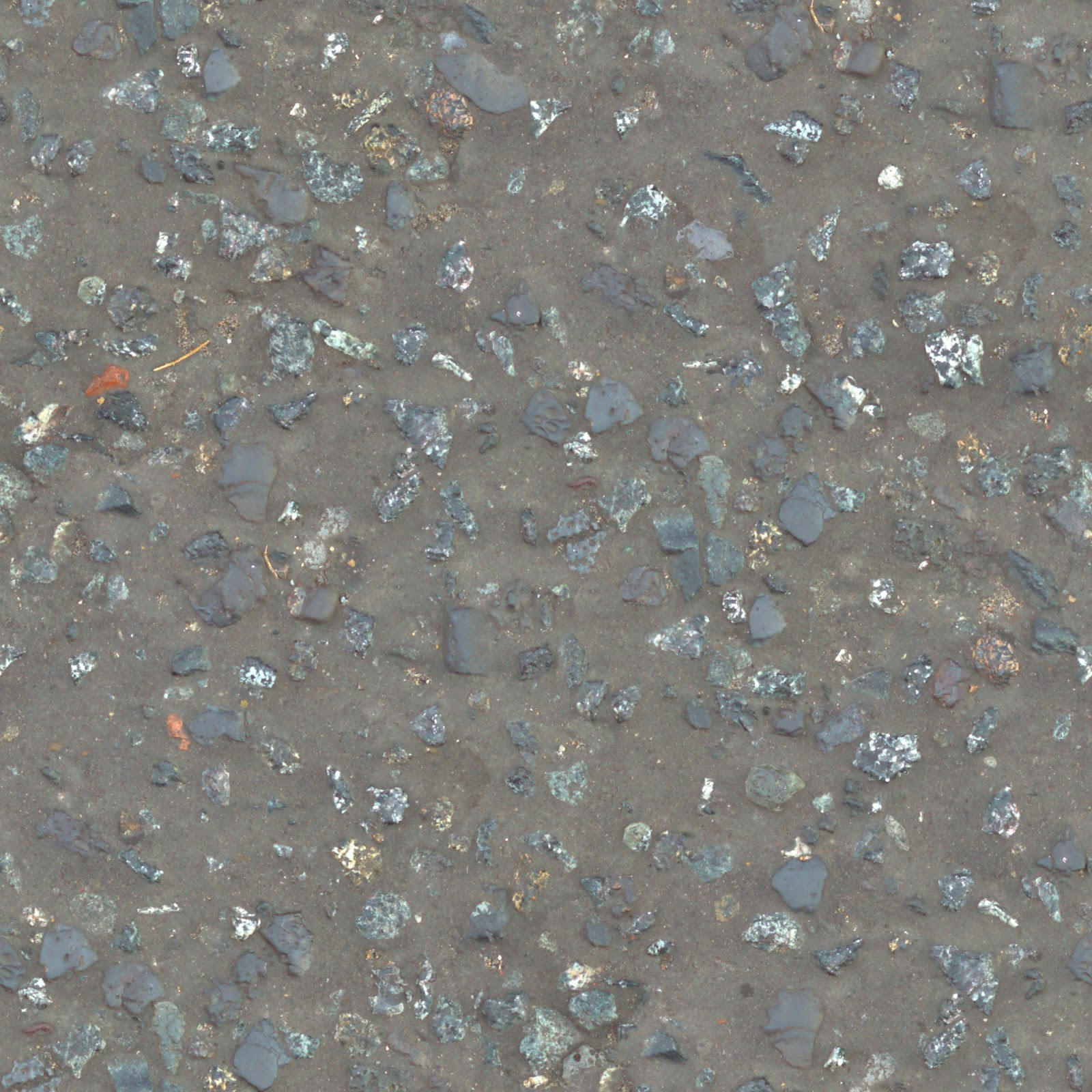 Dirt and stone ground seamless texture 2048x2048