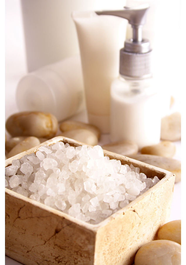 how to prepare epsom salt bath