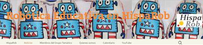 http://robotica-educativa.hisparob.es/