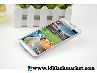 Samsung Note 4 Replika HDC Putih