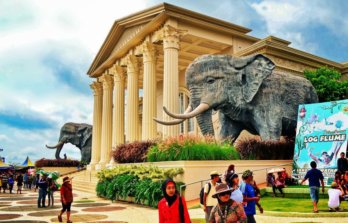 Tempat Wisata Malang Batu - Jawa Timur Park