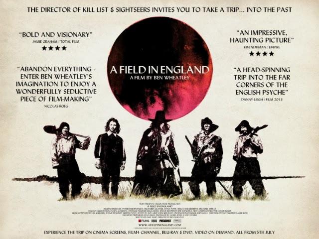 La película A Field in England