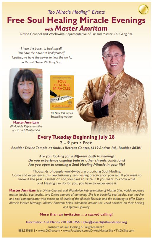 Miracle Healing Evening