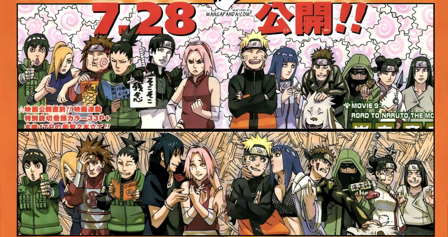 anime naruto sedang menanti nantikan naruto movie 6 road to ninja    Naruto Road To Ninja Shikamaru