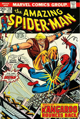 Amazing Spider-Man #126, the Kangaroo