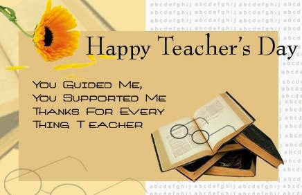 Best, Unique And Latest Poems For Teachers Day 2014