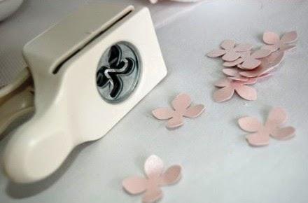 Cara Membuat Kerajinan Tangan Dari Kertas, Bunga Kertas 1