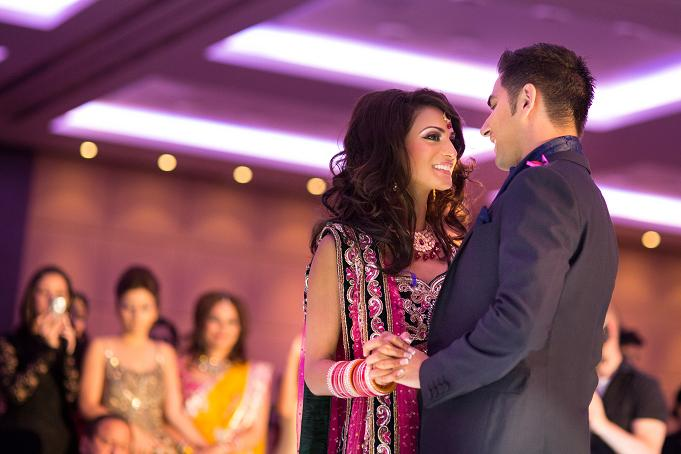 Hareena and dilraj wedding