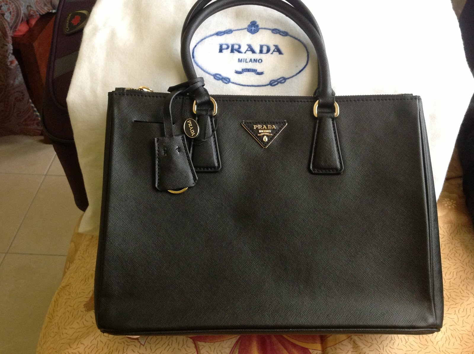 prada small handbags - Diary of a Trendaholic : My favorite purchase from Dubai: Prada