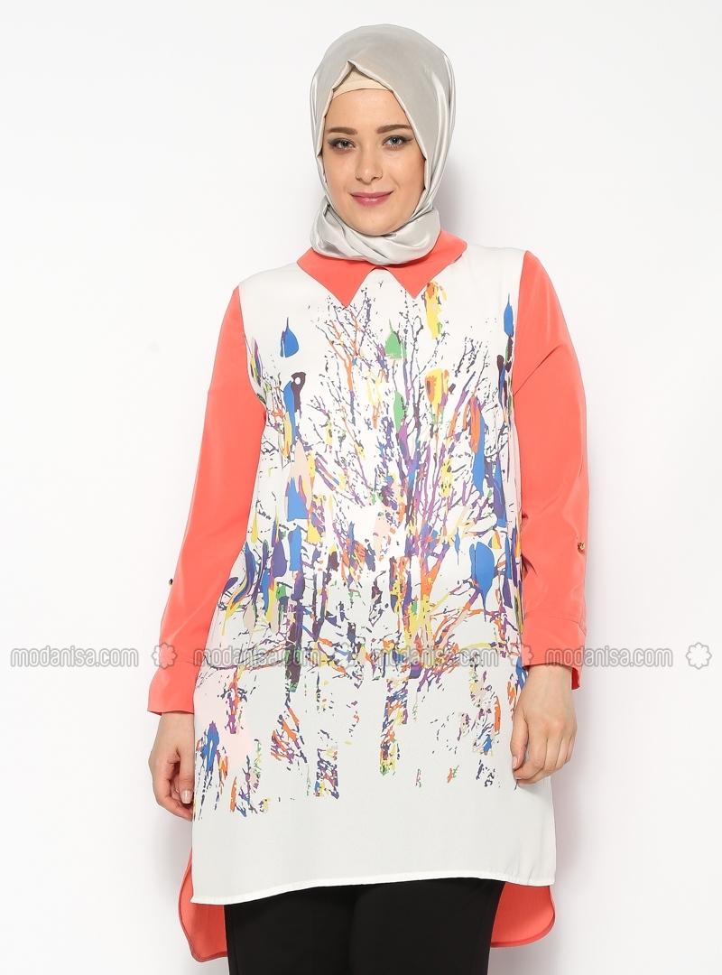 Model Baju Muslim Untuk Orang 25 Model Baju Batik Untuk