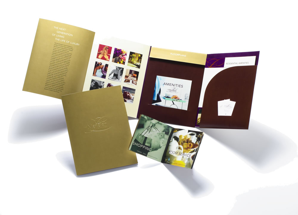 Brochure Zafira Pics: Brochure With Pocket