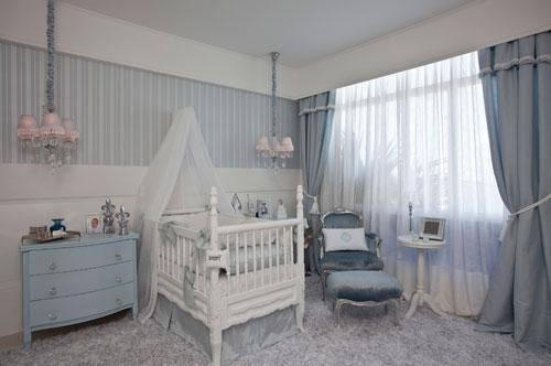 Adesivo Listrado Para Quarto De Bebe ~ Casa Cor Paran?
