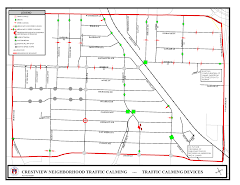 Crestview Traffic Calming Plan